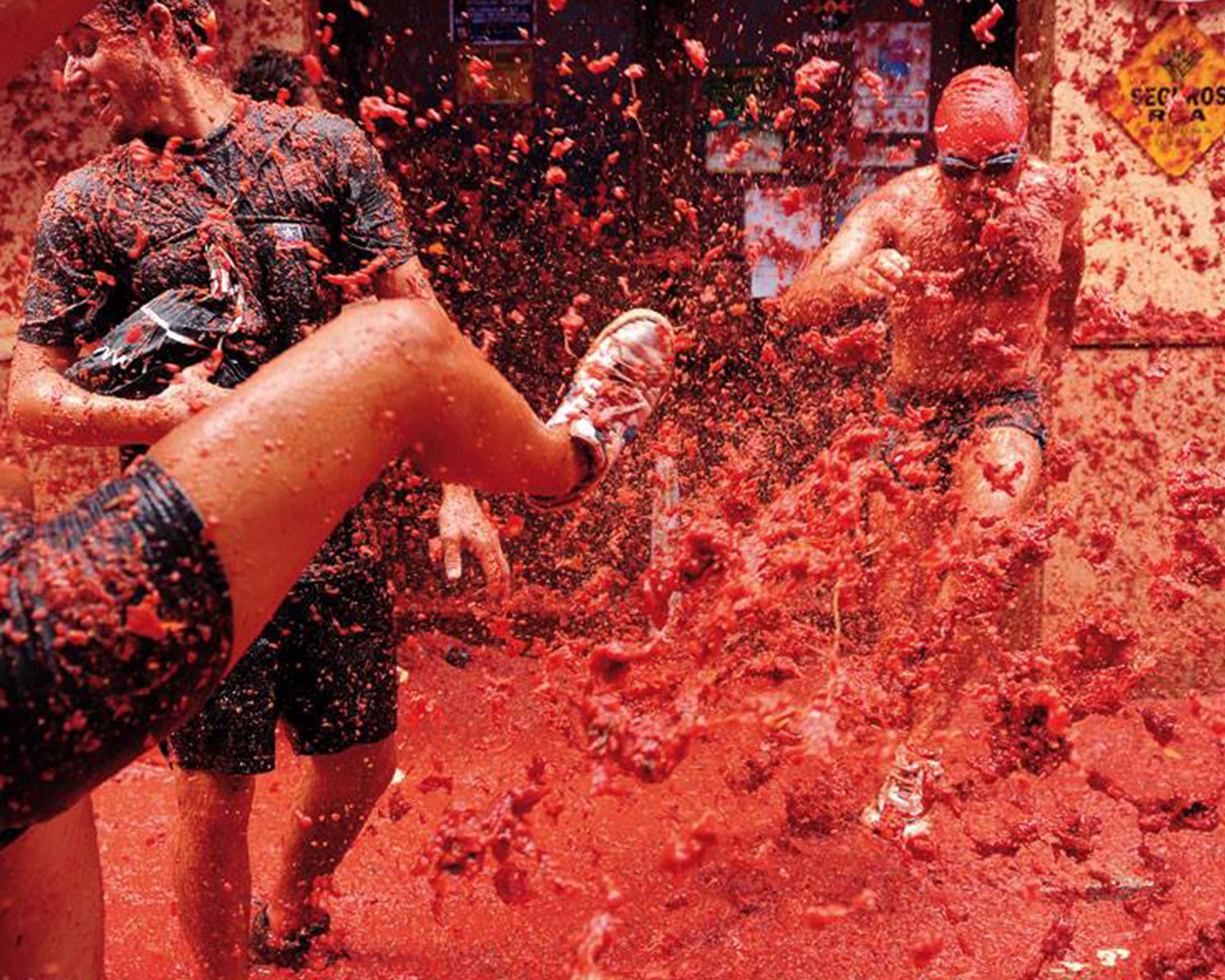 La Tomatino Domates Festivali